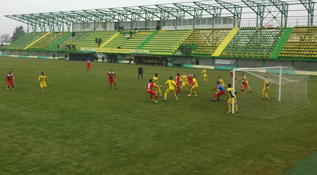 Liga 2, Etapa 28. CS Mioveni - Chindia Se Joacă Azi ...   Mioveni-chindia Târgoviște