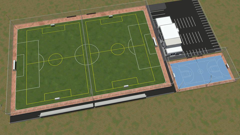 14 noi baze sportive TIP 1 vor fi construite în țară de CNI. Printre beneficiare se numără Călărași, Reșița sau Baia Mare. Comunicatul oficial - Liga 2