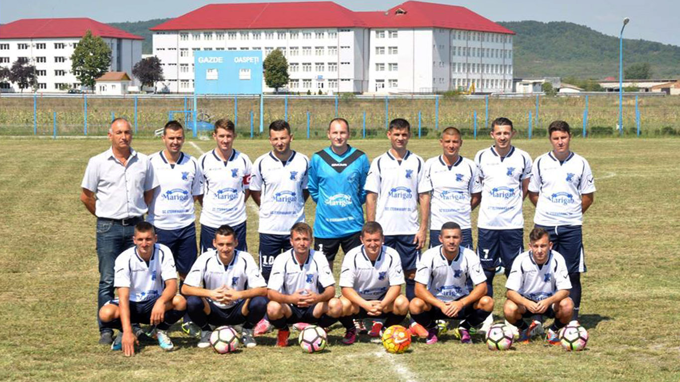 stiinta turceni - liga 4 gorj
