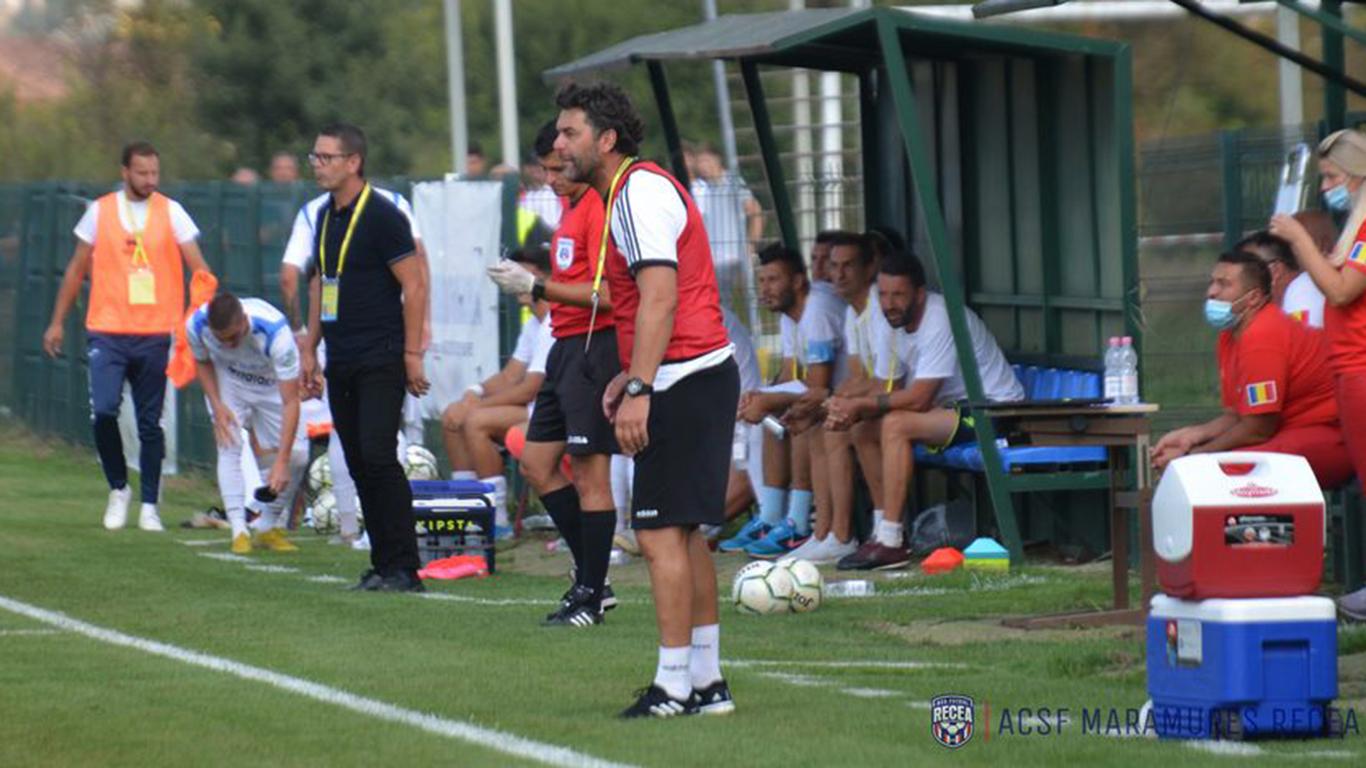 Minaur Baia Mare – ACS Fotbal Comuna Recea 2-1 (1-0 ...  |Comuna Recea